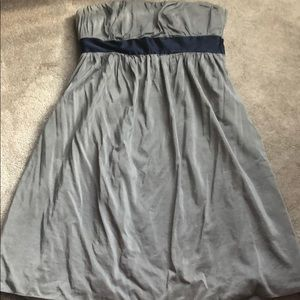 GAP strapless party dress